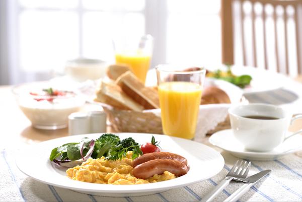 朝食で肥満を避けて健康的な体を作る方法