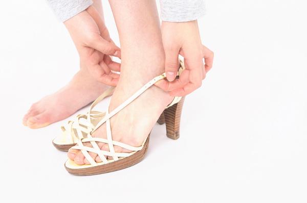 足の臭いを防ぐ8つの予防方法