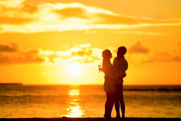sunsetcouple