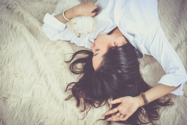 sleepinggirl